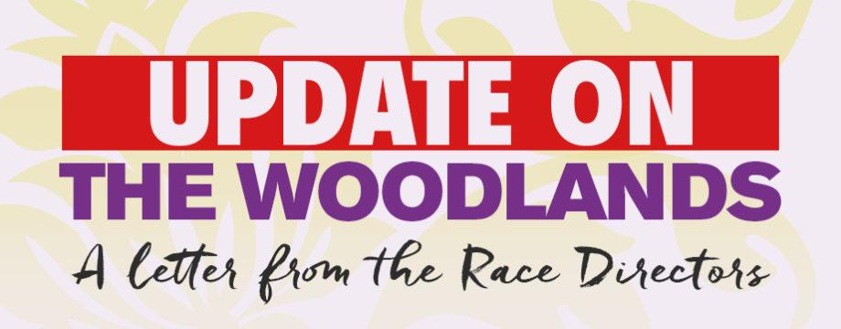 Woodlands Postpone