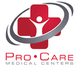 Pro Care Medical Centers logo