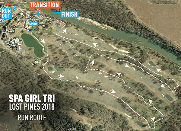 SGT Lost Pines Run