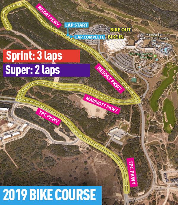 2019 SGT bike Map