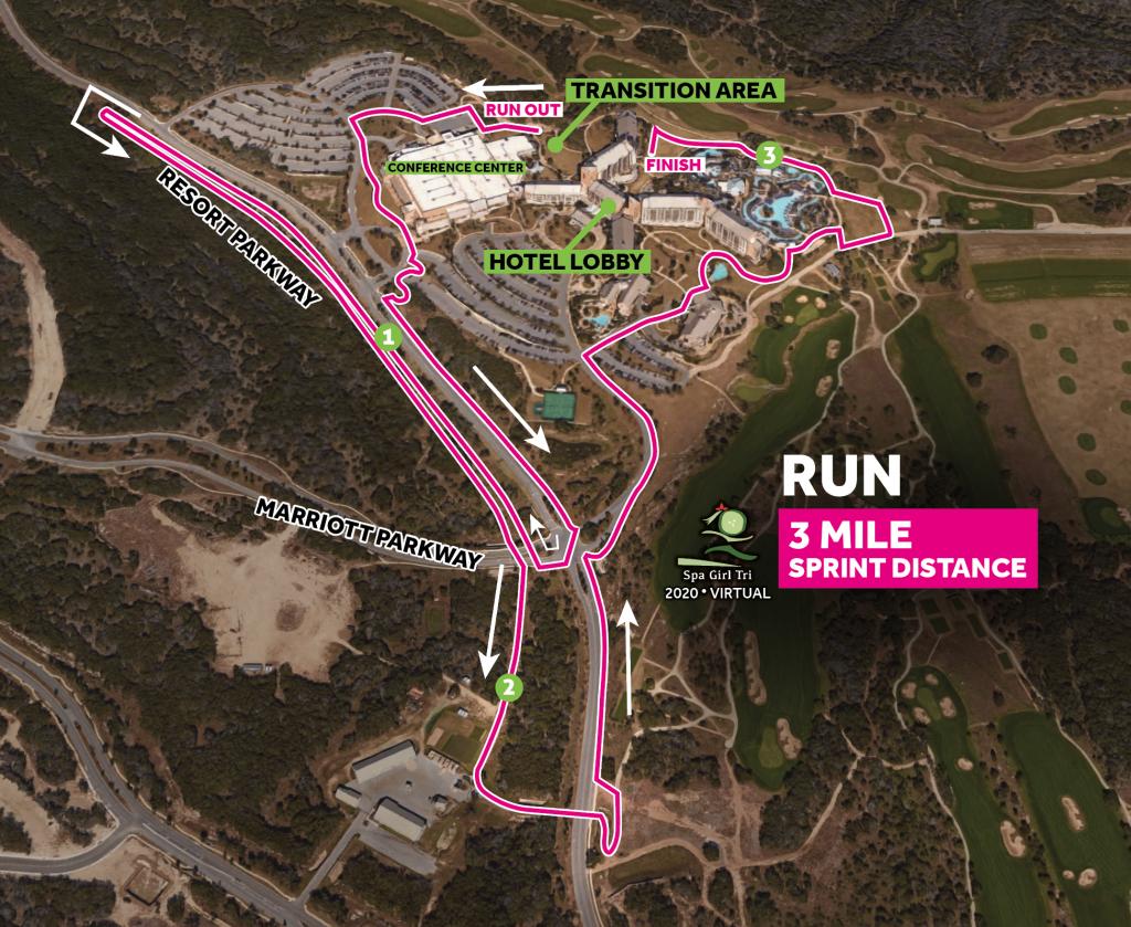 2020 Spa Girl Run Sprint